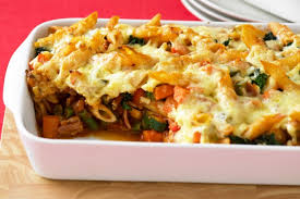 Vegetable Pasta Bake Recipe